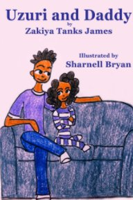 Uzuri and Daddy book cover