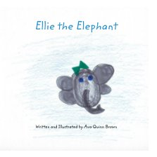 Ellie The Elephant book cover
