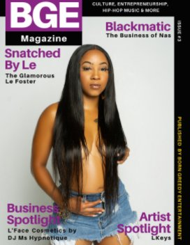 BGE Magazine Issue 3 book cover
