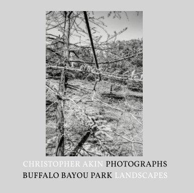 Buffalo Bayou Park Landscapes book cover