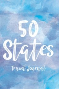 50 States Travel Journal book cover