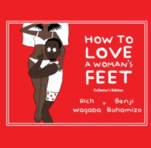 How To Love A Woman's Feet book cover