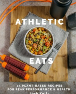 Athletic Eats book cover