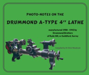 "Drummond A-Type 4"" Lathe book cover"