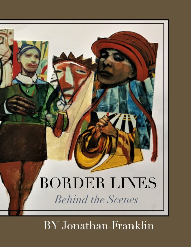 View Border Lines by Jonathan Franklin