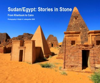 Sudan/Egypt: Stories in Stone book cover