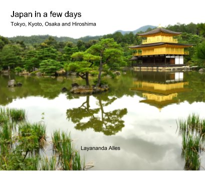 A glimpse of Japan book cover