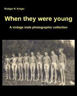 When they were young book cover