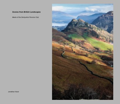 Scenes from British Landscapes book cover