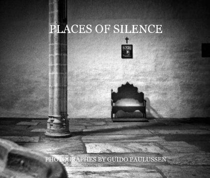 Places of silence book cover