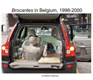 Brocantes in Belgium, 1998-2000 book cover