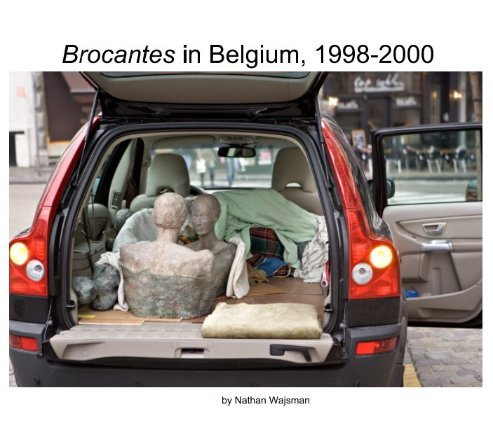 View Brocantes in Belgium, 1998-2000 by Nathan Wajsman