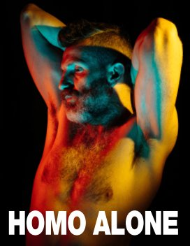 Homo Alone book cover