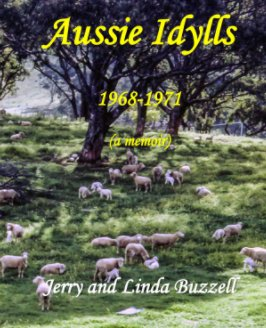 Aussie Idylls book cover