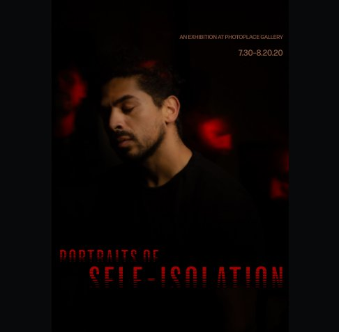 View Portraits of Self-Isolation, Softcover by PhotoPlace Gallery