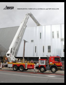 Bronto Skylift Firefighting Vehicles in Australia and New Zealand book cover
