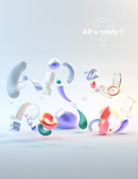 AR u ready? 2020 book cover