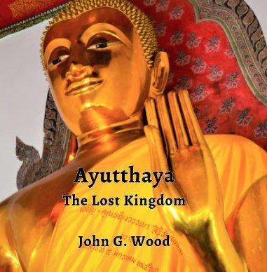 Ayutthaya book cover