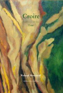 Croire book cover