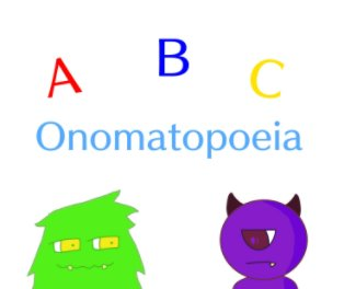 ABC Onomatopoeia Book book cover