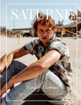 saturne #13 book cover