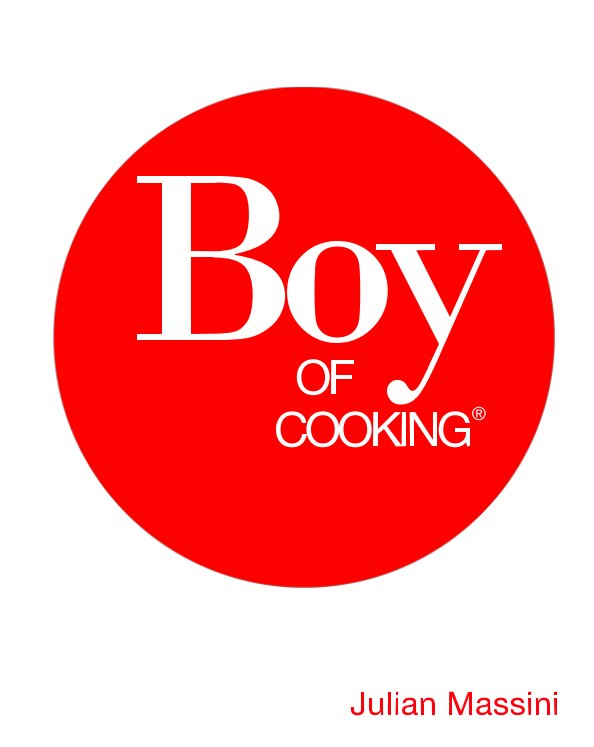View Boy of Cooking by Julian Massini
