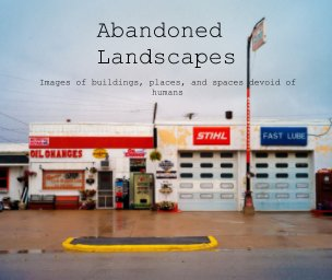 Abandon Landscapes book cover