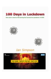100 Days in Lockdown book cover