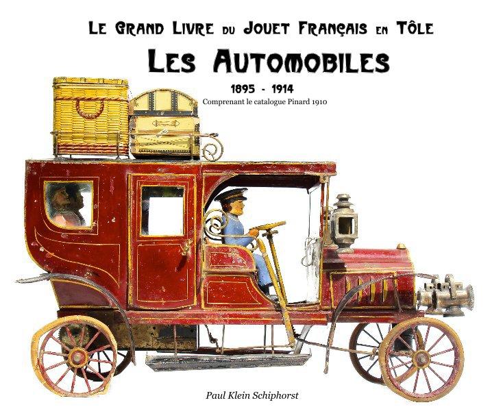 Bekijk Les Automobiles 25 x 20 cm. op Paul Klein Schiphorst