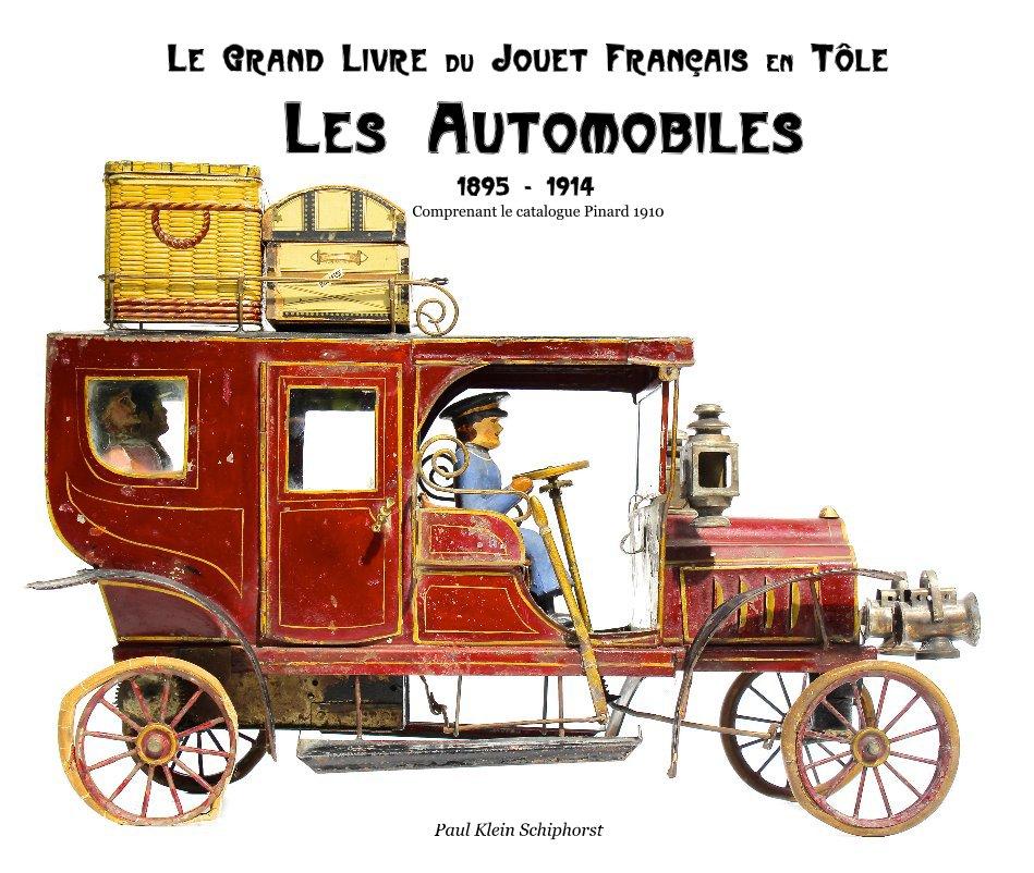 Bekijk Les Automobiles - de luxe 33 x 28 cm op Paul Klein Schiphorst