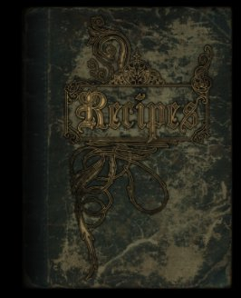 Recipes book cover