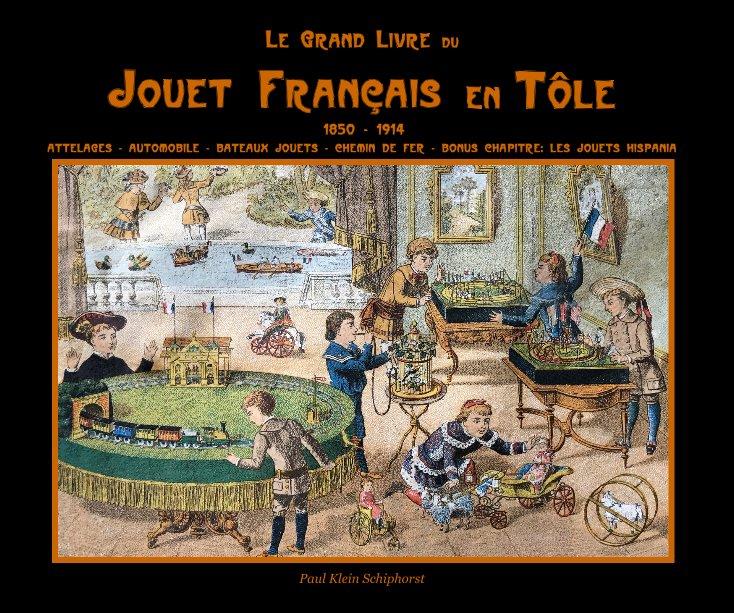 Bekijk Le Grand Livre du Jouet Français 25x20 cm op Paul Klein Schiphorst