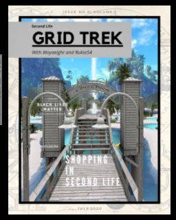 Grid Trek Magazine July 2020 book cover