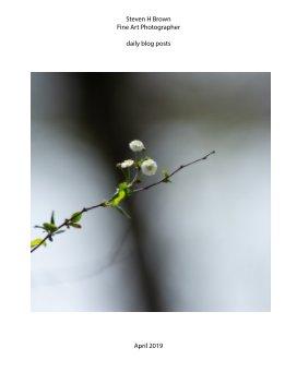 April 2019 Blog Magazine book cover