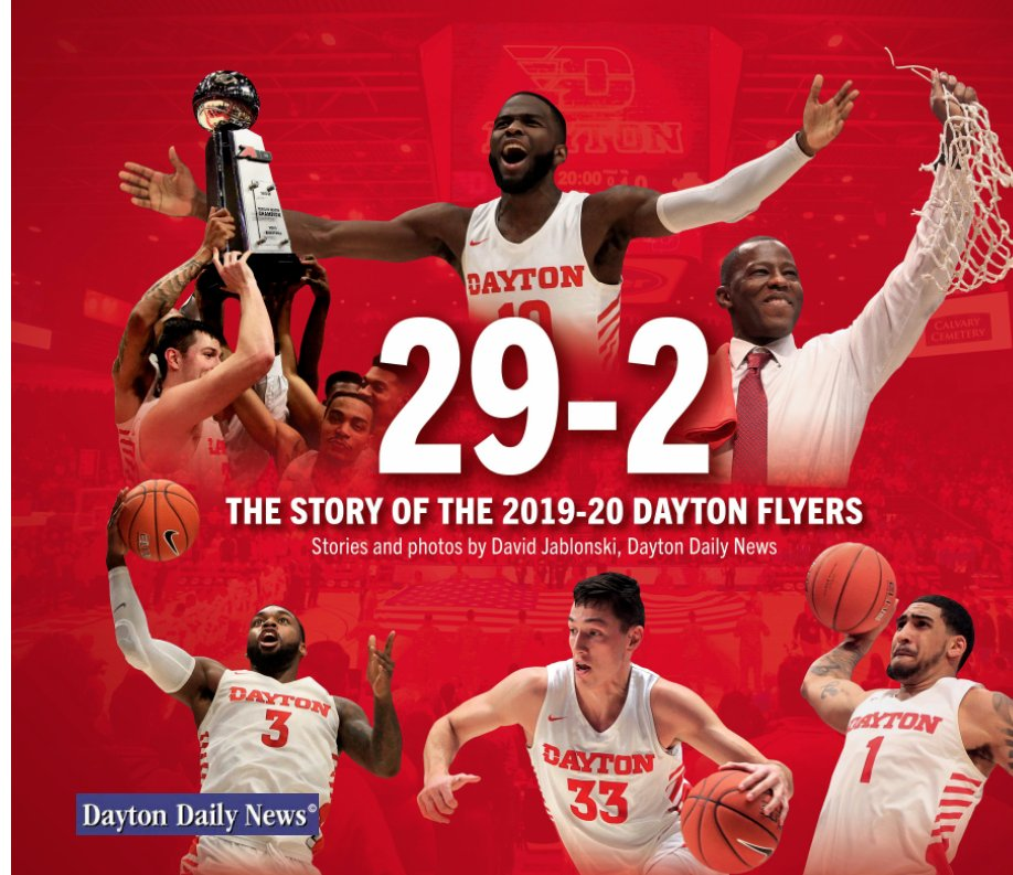 View 29-2: The Story of the 2019-20 Dayton Flyers by David Jablonski