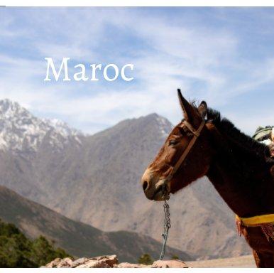 Maroc book cover