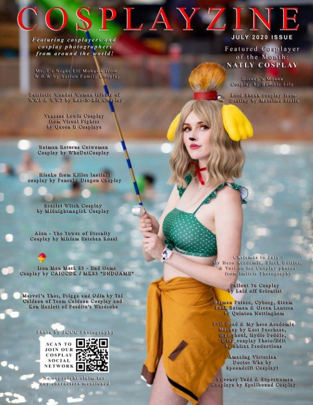 Ver Cosplay Zine July Edition - 2020 por cosplay zine