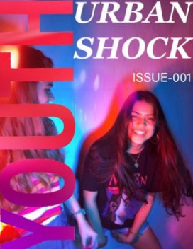 Urban Shock Magazine Issue 001; Youth book cover