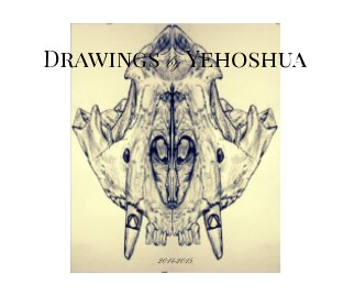 Drawings by Yehoshua book cover