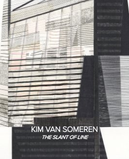 Kim Van Someren - The Slant of Line book cover