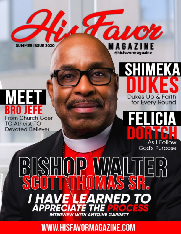 View Summer Issue 2020 by His Favor Ministries LLC