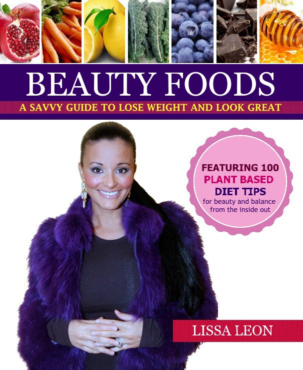 View Beauty Foods by Lissa Leon