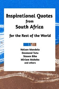 Inspirational Quotes From South Africa book cover