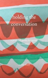 holding the conversation book cover