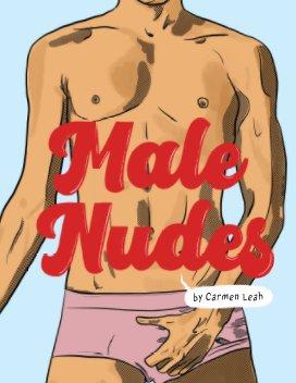 Male Nudes book cover