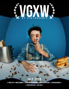 VGXW Magazine - July 2020 book cover