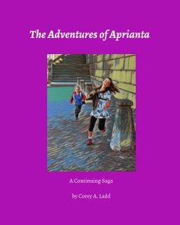 The Adventures of Aprianta book cover