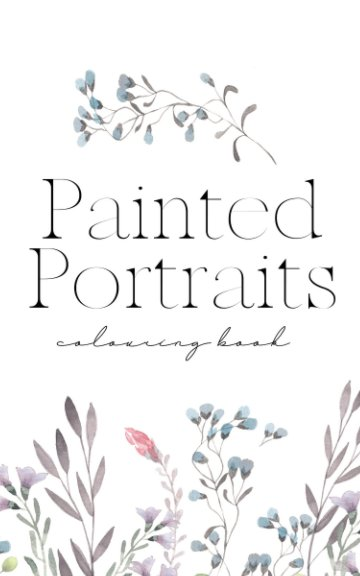 View Painted Portraits by Skye Magazine