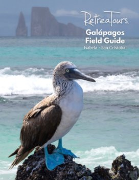 Galapagos Field Guide book cover