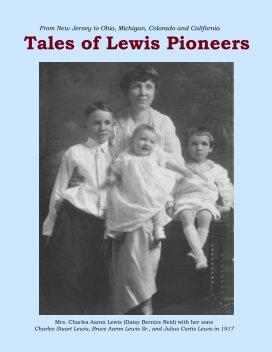 Tales of Lewis Pioneers book cover